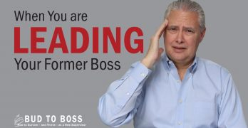 Video Splash Image: When You Are Leading Your Former Boss
